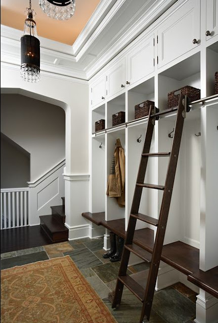 mudroom idea design plan entrance way