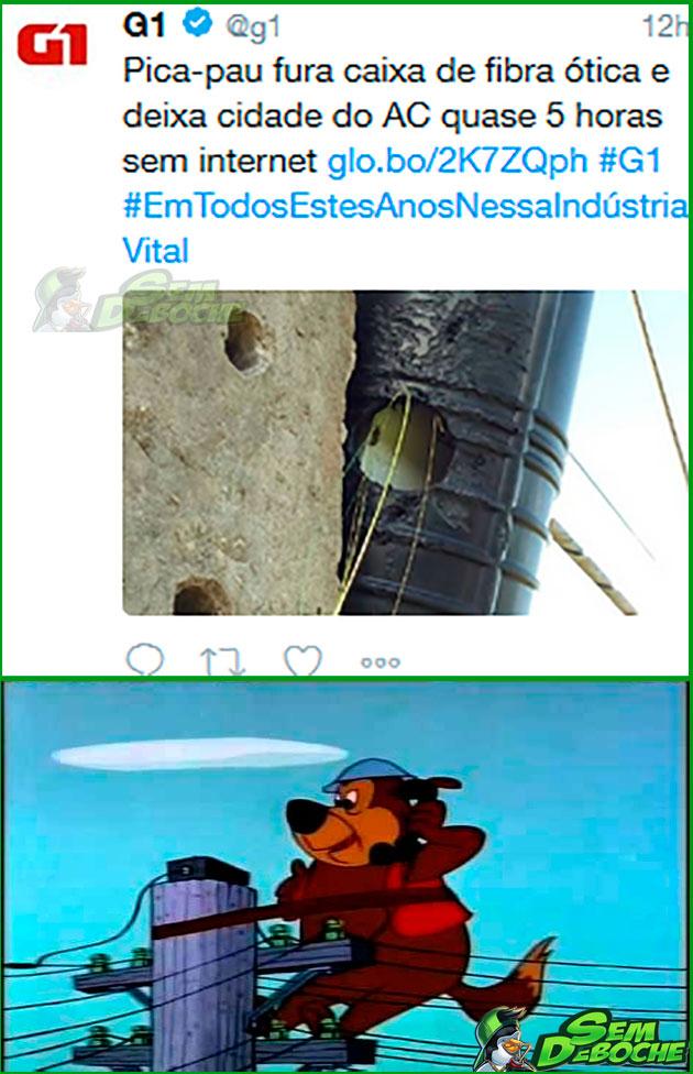 EM TODOS ESTES ANOS NESSA INDÚSTRIA VITAL...