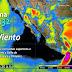 Se prevén tormentas intensas en Tamaulipas y Veracruz, y vientos fuertes en el Istmo y el Golfo de Tehuantepec