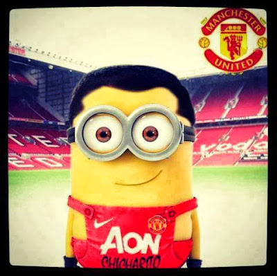 Minion de Chicharito