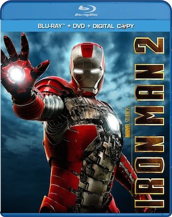 Iron Man 2 2010 Dual Audio BluRay Download