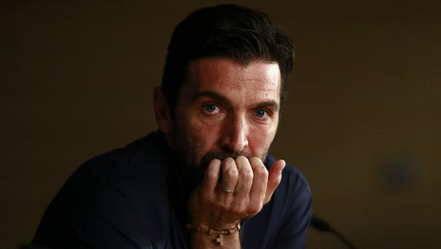 Buffon explique son choix de rejoindre le PSG
