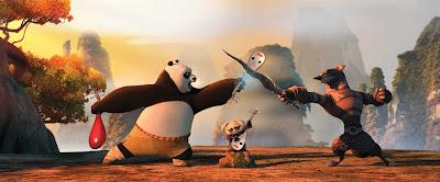 Kung Fu Panda 2 - Divulgação