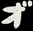 カタカナのペンキ文字「オ゛」