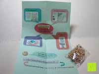 Lieferumfang: Sicherheitsnadeln Klein Gold Metall Mini 20mm - 100 Stück