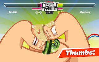 Thumb Fighter Apk v1.0.6 (Mod Money/Unlocked)