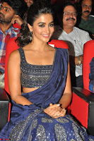 Pooja Hegde choli saree at DJ Duvvada Jaggannadham music launch ~  Exclusive 28.jpg