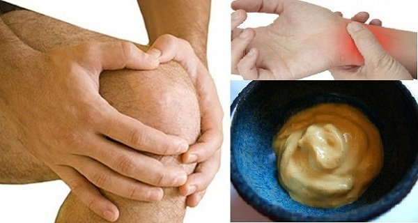 Homemade Ointment Against Painful Joints