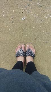 Alone, me, my self, sand, beaches, feet