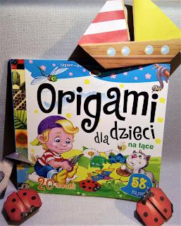 origami dla dzieci wydawnictwo awm recenzja
