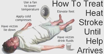 Serangan Panas / Heat Stroke