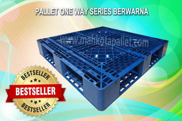Jual Pallet Plastik Cargo NS 1111 D Ukuran 110 x 110 x 15 cm