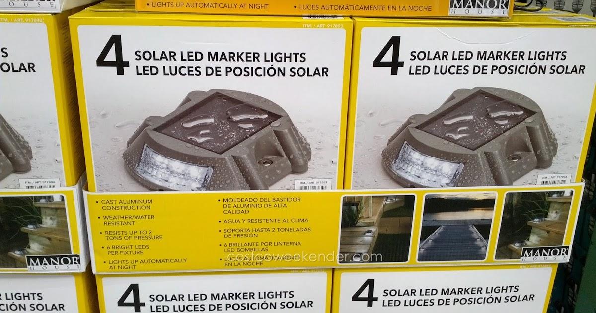 Manor House Led Marker Lights