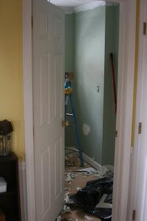 keen kitchen shoes heavy duty shears knit jones: bathroom reno day #1...in pictures