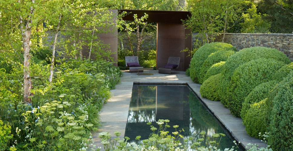 Tom Bush Vw >> Laurent-Perrier Garden, Chelsea, UK   Tom Stuart Smith ...