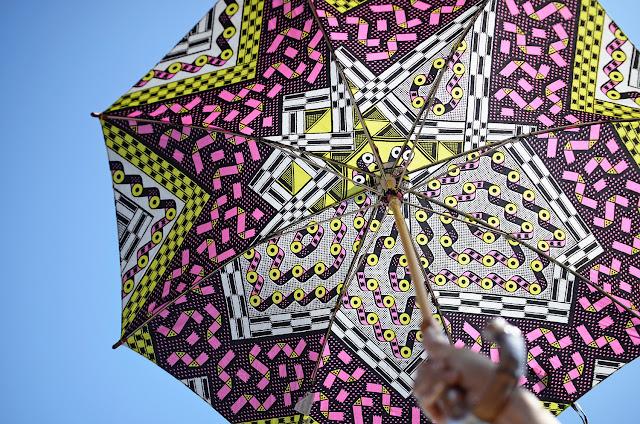 【アフリカンバティックの傘展】ルイズビィ静岡直営店のみで開催!5/3(木)~5/27(日)の期間限定!