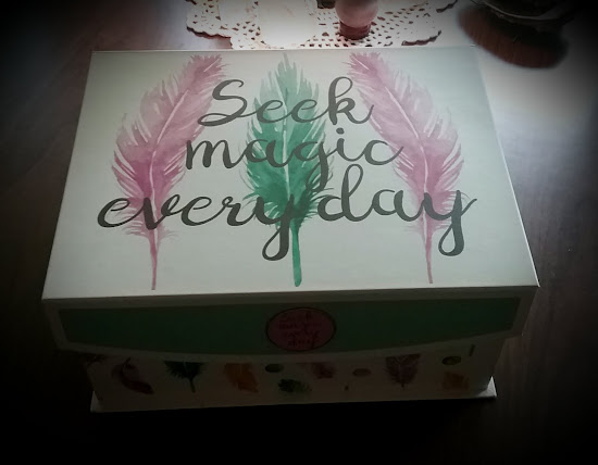Special Gift Box full of magickal treasures ~ one-of-a-kind-item