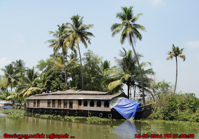 Vembanad Lake, Kumarakom, Backwater tourism