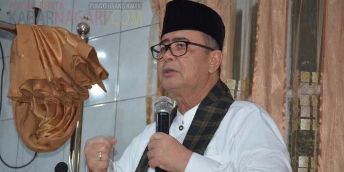 Geram, Wagub Sumbar Tegaskan : Tidak Ada Tempat Buat LGBT di Sumatera Barat