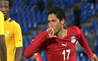 هدف محمد النني فى مرمي برشلونة فى دوري أبطال أوروبا 2016 HD