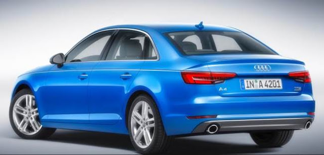 2018 Audi A4 Specs and Release Date