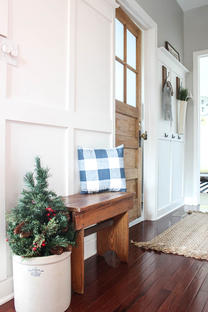 blogger's christmas home tour