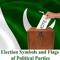 Election Symbols and Flags of Political Parties of Pakistan