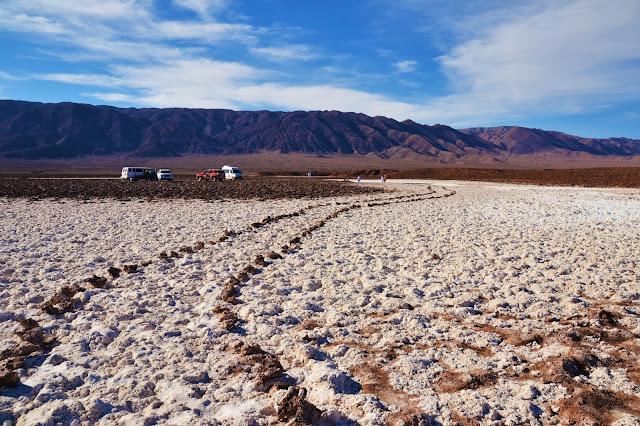 Os 4X4 do nosso passeio - Lagunas Escondidas, Atacama