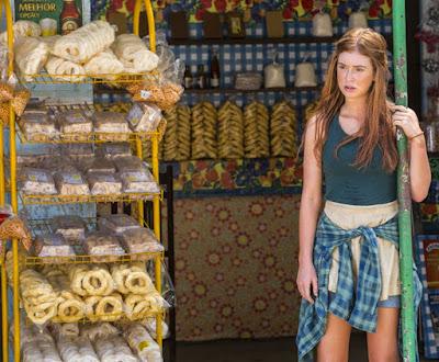 Marina Ruy Barbosa dá vida a Eliza em 'Totalmente Demais' — Foto: Inácio Moraes/Gshow