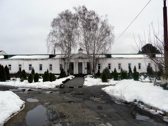 Самарский Свято-Николаевский монастырь, Архиерейский дом
