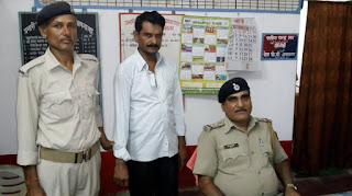 one-arrest-with-12-fake-ticket-madhubani