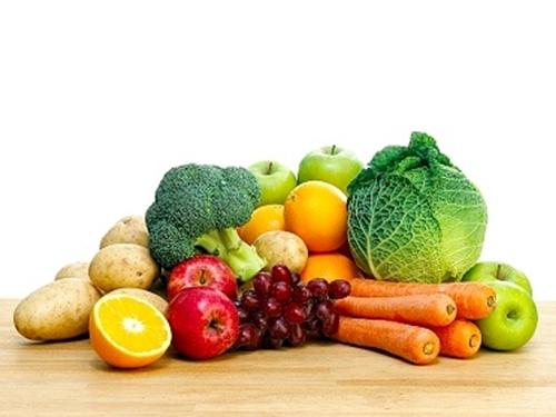 buah dan sayur untuk diet