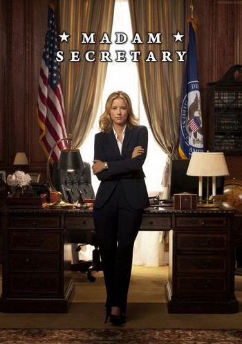 Madam Secretary Season 1 ยอดหญิงแกร่งแห่งทำเนียบขาว ปี 1 ตอน 1-22 จบ (พากย์ไทย)