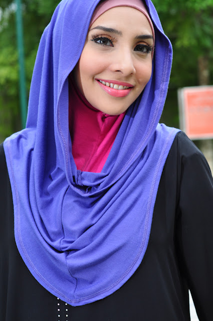 Biodata Lufya Omar Heroin Drama Umairah - Slot Samarinda TV3