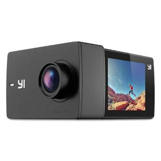 4K, pantalla, táctil, Unboxing, Xiaomi, yi cam,