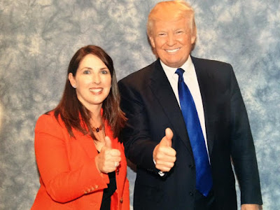 Under New Leadership With Ronna McDaniel Republic Party Sets