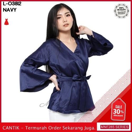 MNF285A103 Atasan L Wanita 03812 Atasan Blouse Baju 2019 BMGShop