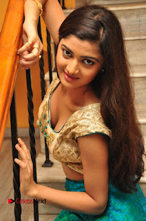 Telugu Actress Akshitha Stills at Prementha Panichese Narayana Movie Opening  0081.JPG