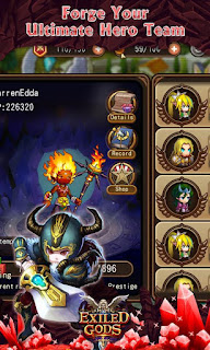 Download Exiled Gods v1.1.4 Mod Apk