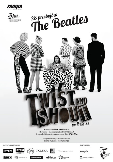 "Beatlesi w Rampie, czyli ""Twist and Shout"""