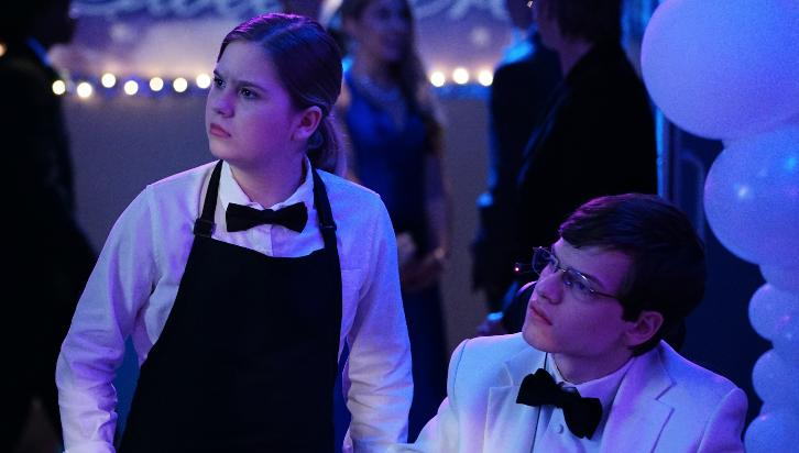 Speechless - Episode 1.21 - P-R--PROM - Promotional Photos & Press Release