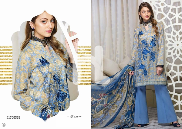 Nisha Spring Summer Collection 2017 By Nishat Linen