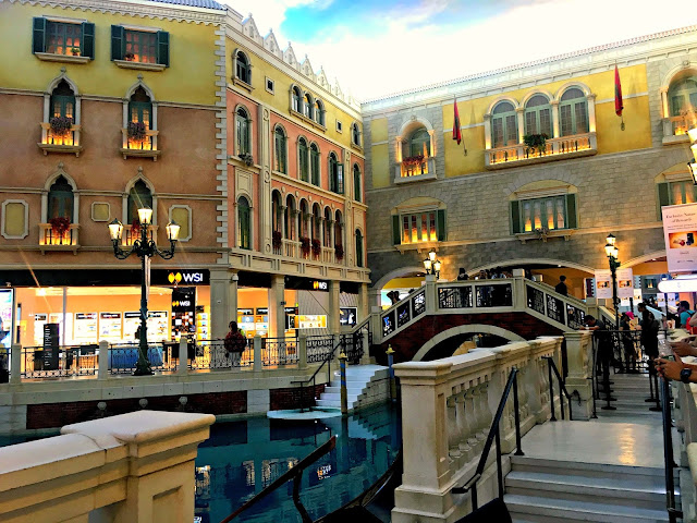 The Venetian, Macau