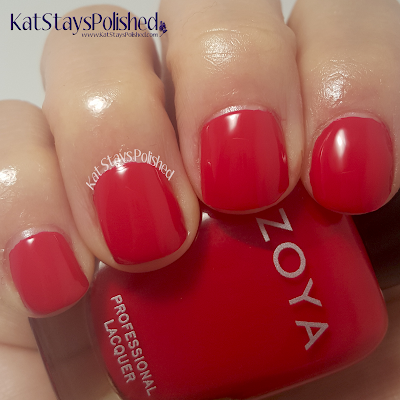 Zoya Focus Collection - Hannah | Kat Stays Polished