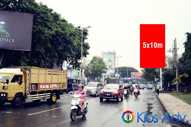 Disewakan Billboard Jalan Ahmad Yani Blimbing Malang