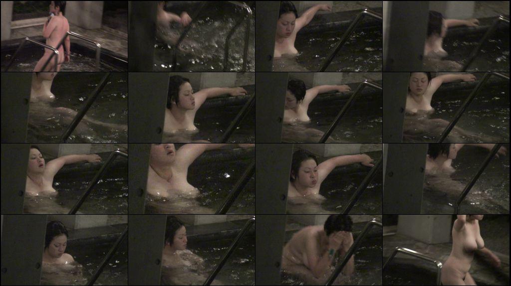 Aqua な露天風呂 Vol.338