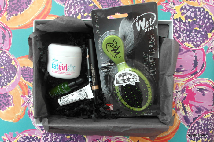 One Little Vice Beauty Blog: Look Fantastic beauty box contents review