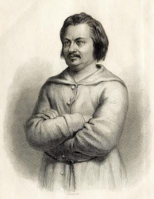 Оноре дьо Балзак - от мизерията до световния връх в литературата