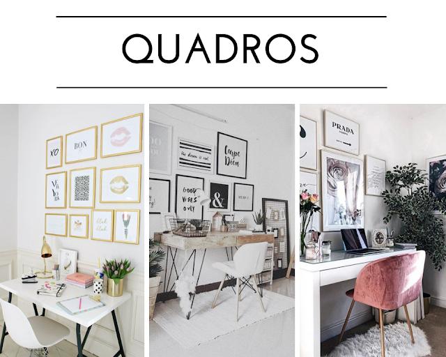 Onde comprar quadros para a decoração ao estilo do Pinterest?