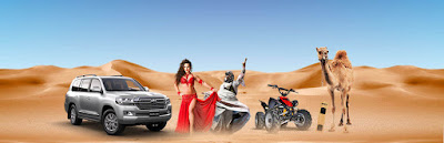 The dubai desert safari offers and deals